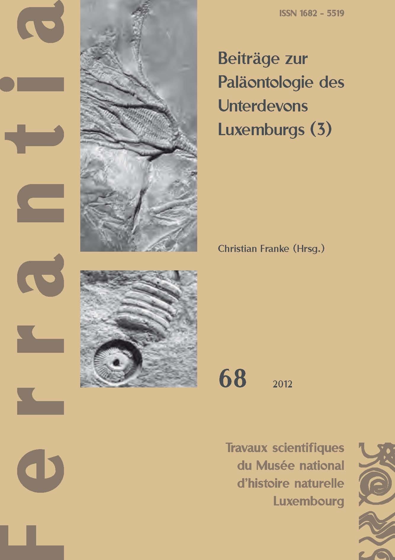 Ferrantia 68_cover