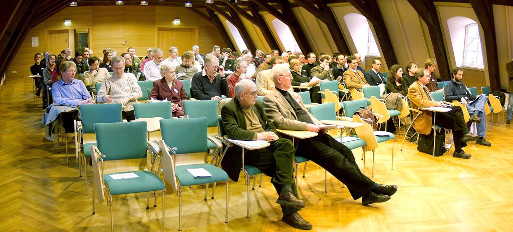 Réunion des collaborateurs scientifiques 2006