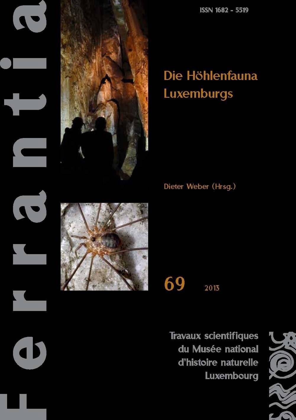 Ferrantia 69 cover