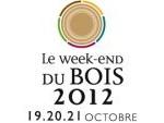 Logo Weekend du bois 2012
