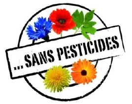 Logo Sans pesticides