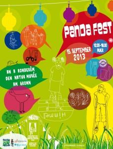 Panda-Fest affiche
