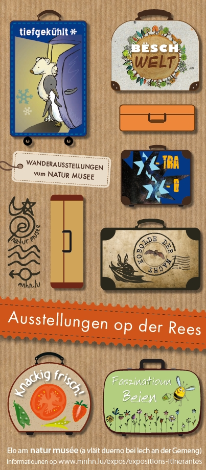 Ausstellungen op der Rees