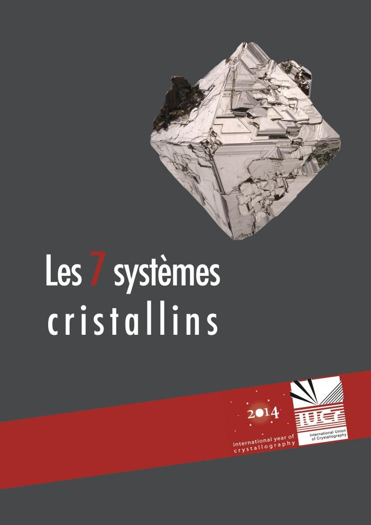 7 systèmes cristallins