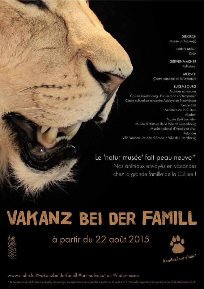 Affiche Vakanz