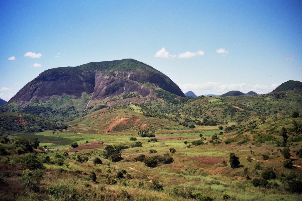Mine de Boca Rica, Minas Gerais, Brésil