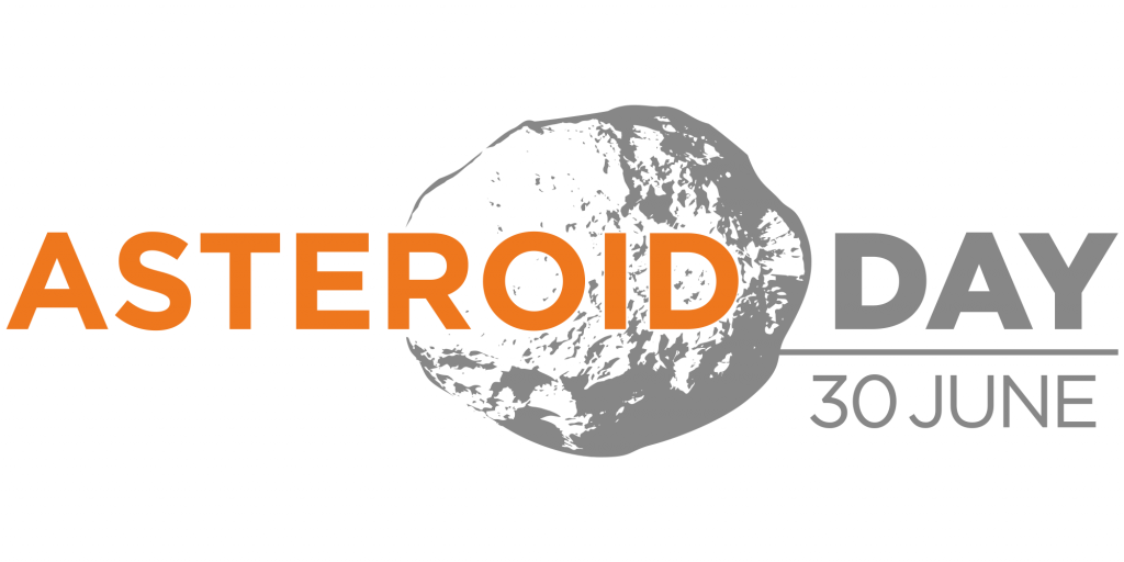 Asteroid Day - Horizontal HQ