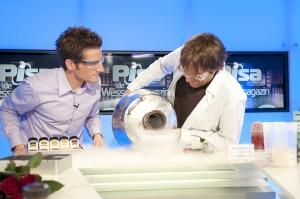 Pisa Olivier & Mister Science